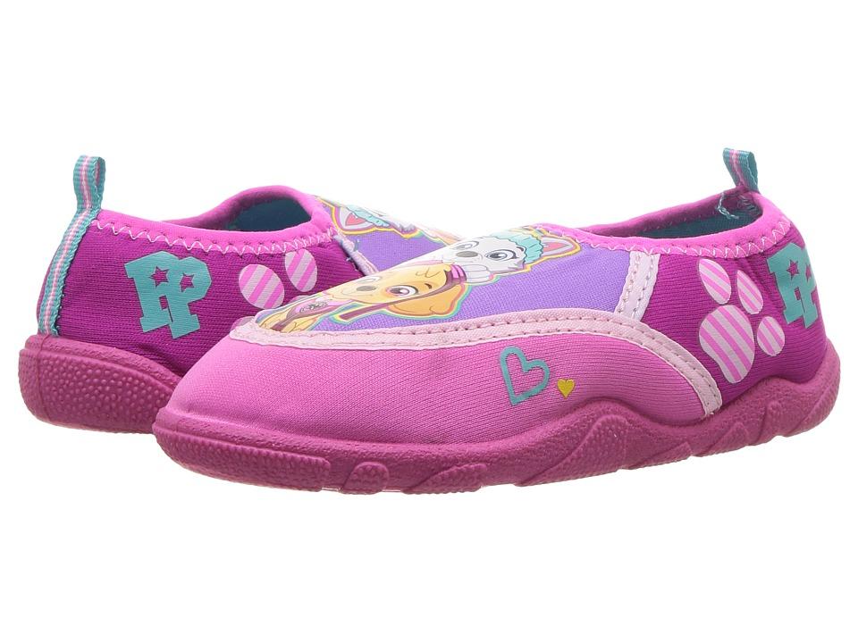 Josmo Kids - Paw Patrol Aqua Sock (Toddler/Little Kid) (Hot Pink) Girls Shoes