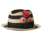 Kate Spade New York Blossom Embroidered Trilby
