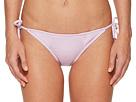 THE BIKINI LAB THE BIKINI LAB Rib-Thym Nation String Tie Side Bikini Bottom
