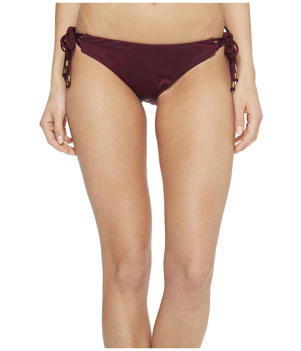 THE BIKINI LAB Em Bossy String Tie Side Hipster Bikini Bottom BL8M494-532