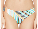 THE BIKINI LAB THE BIKINI LAB South Beach Stripe Hipster Bottom