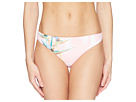 THE BIKINI LAB THE BIKINI LAB Pastel Paradise Cinched Back Hipster Bikini Bottom