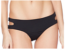 THE BIKINI LAB THE BIKINI LAB Solid Cutout Hipster Bikini Bottom