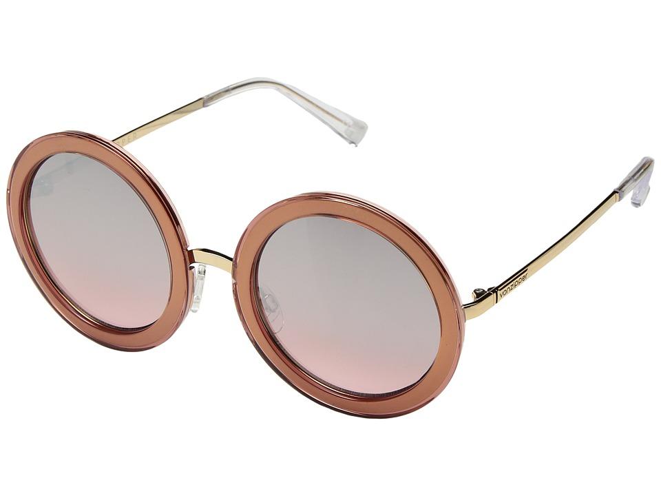 VonZipper Fling (Dusty Pink) Sport Sunglasses