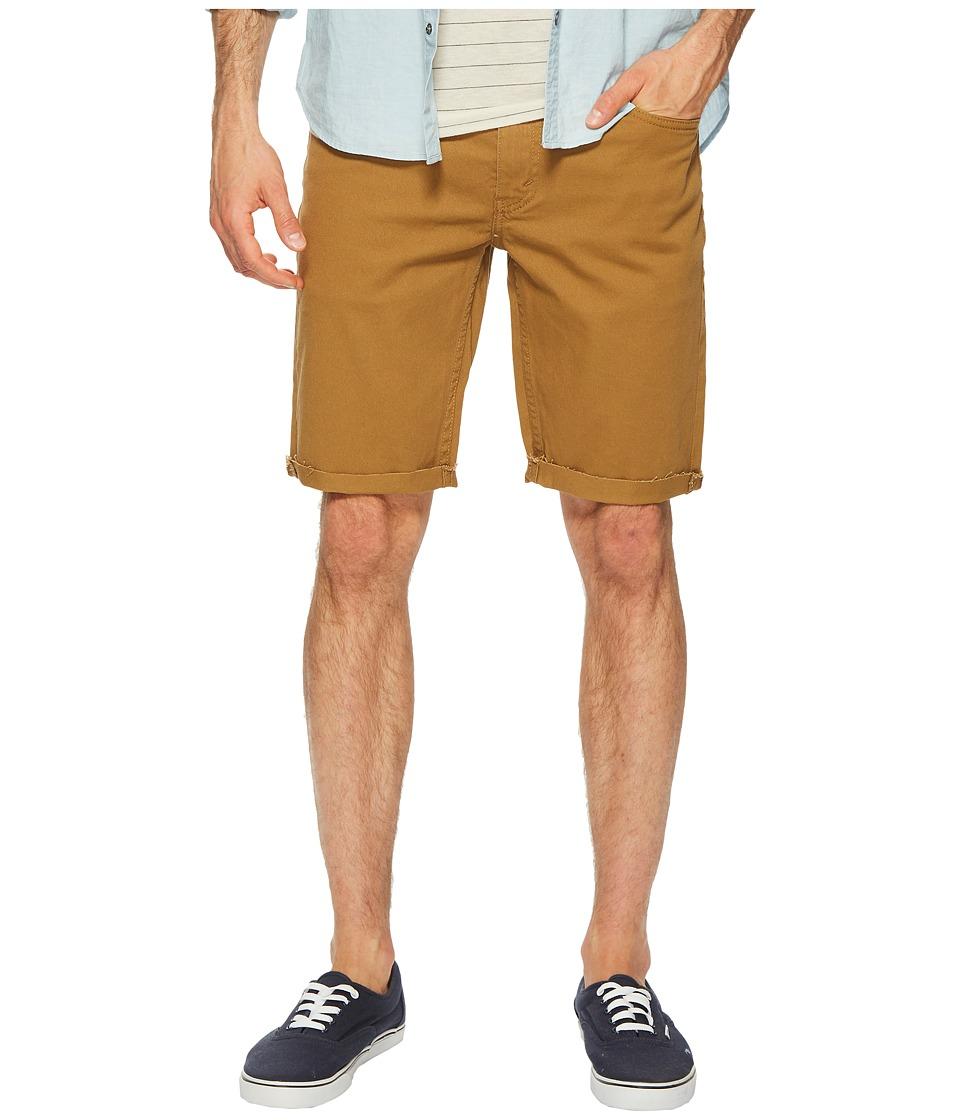 Levis(r) Mens - 511 Cut Off Shorts (Caraway - Bull Denim) Mens Shorts