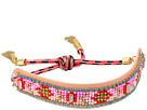 Rebecca Minkoff Patterned Seed Bead Friendship Bracelet