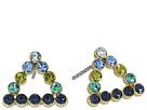 Rebecca Minkoff Triangle Stud Earrings