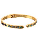 Rebecca Minkoff Stacked Triangles Cuff Bracelet