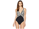 Miraclesuit Purrfctly Posh Elan One-Piece