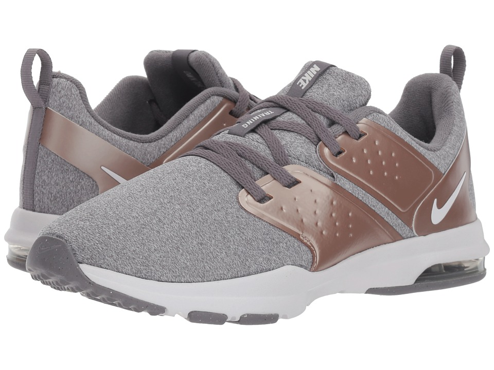 Nike Air Bella Tr Prm (Gunsmoke/Vast Grey/Diffused Taupe) Women's Cross Training Shoes