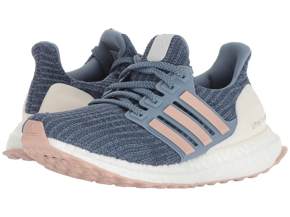 adidas Running UltraBOOST (Raw Grey/Raw Grey/Cloud White) Women's Running Shoes