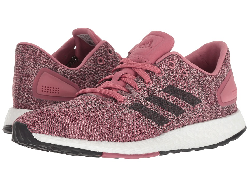 adidas Running PureBOOST DPR (Trace Maroon/Ash Pearl/Carbon) Women's Shoes