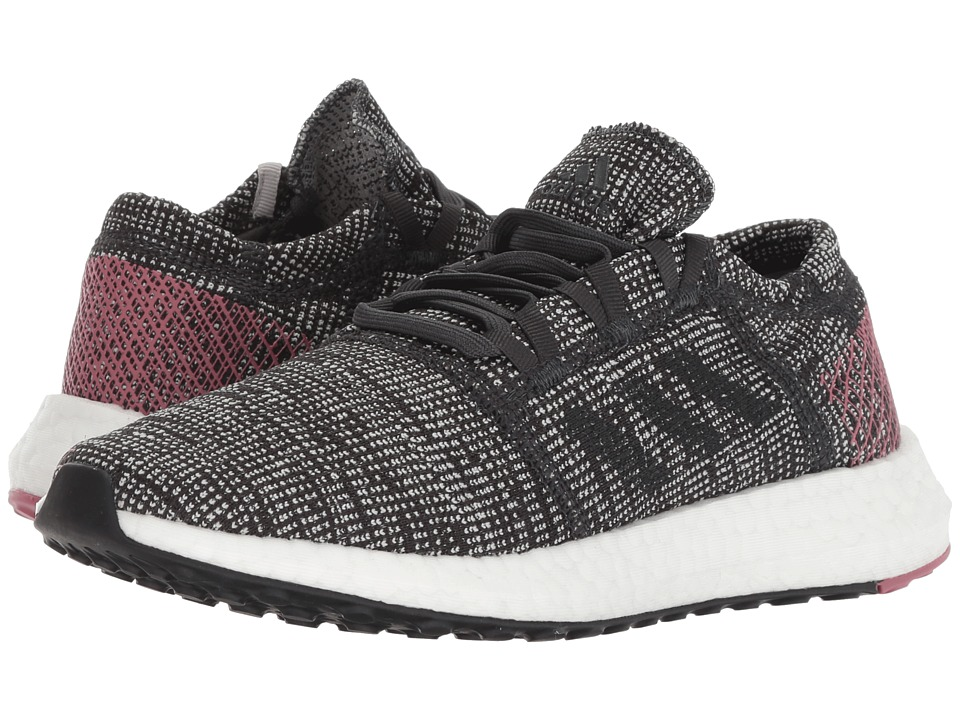 adidas Running PureBOOST Element (Carbon/Carbon/Trace Maroon) Women's Shoes
