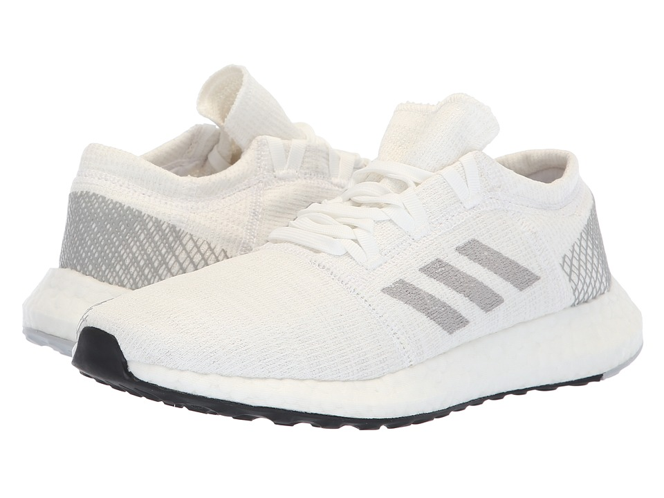 adidas Running PureBOOST Element (White/LGH Solid Grey/Grey Two) Women's Shoes