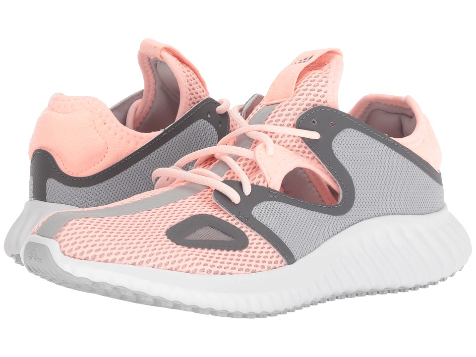 adidas Running Run Lux Clima (Clear Orange/Grey Two/White) Women's Running Shoes