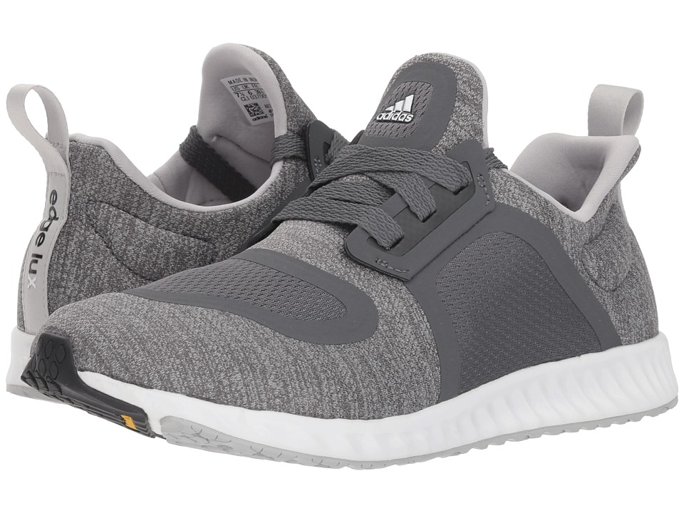 adidas Running Edge Lux Clima (Grey Two/Grey Two/White) Women's Running Shoes