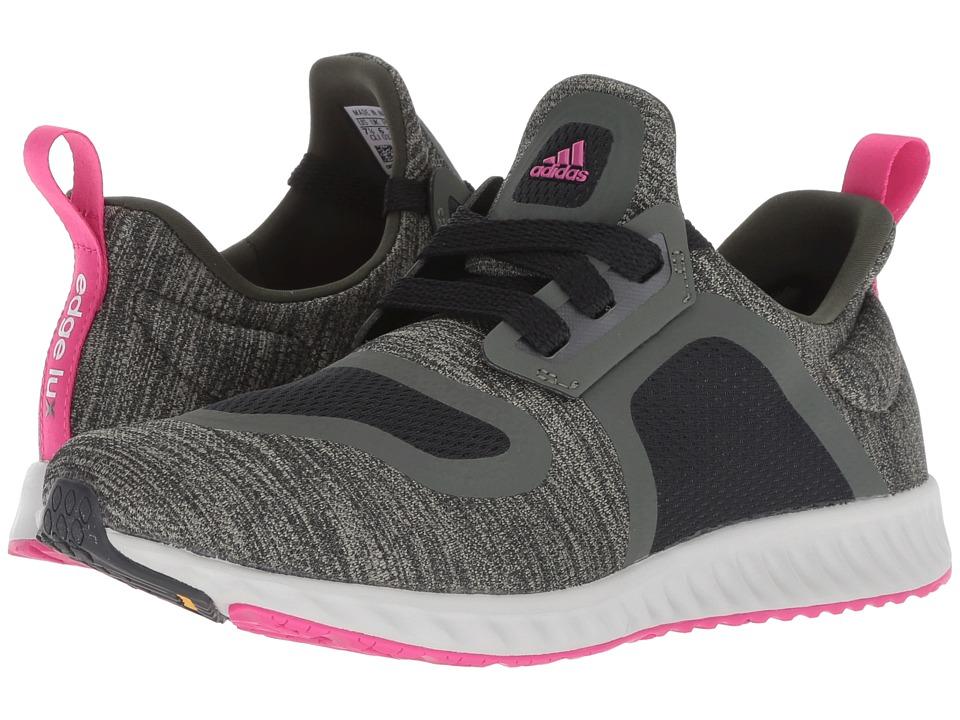 adidas Running Edge Lux Clima (Base Green/Real Magenta/Night Cargo) Women's Running Shoes
