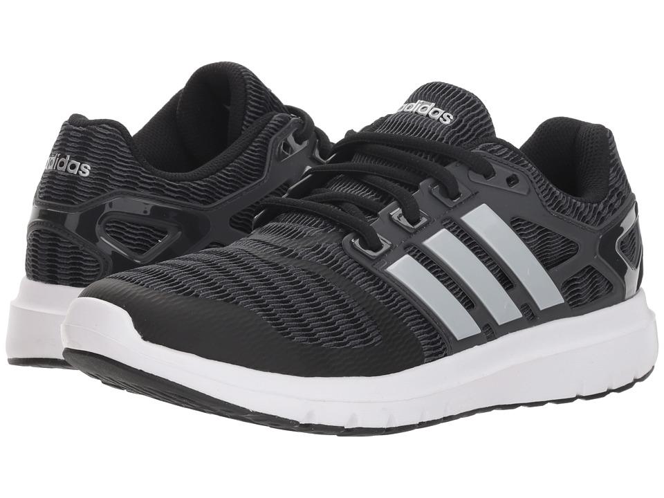 adidas Running Energy Cloud V (Black/Matte Silver/Carbon) Women's Running Shoes
