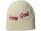San Diego Hat Company Mckenna Bleu Blogger Collaboration Hey Girl Beanie