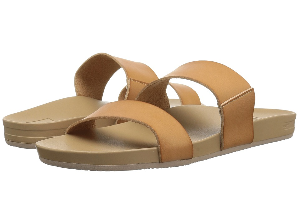 Reef Cushion Bounce Vista (Natural) Sandals