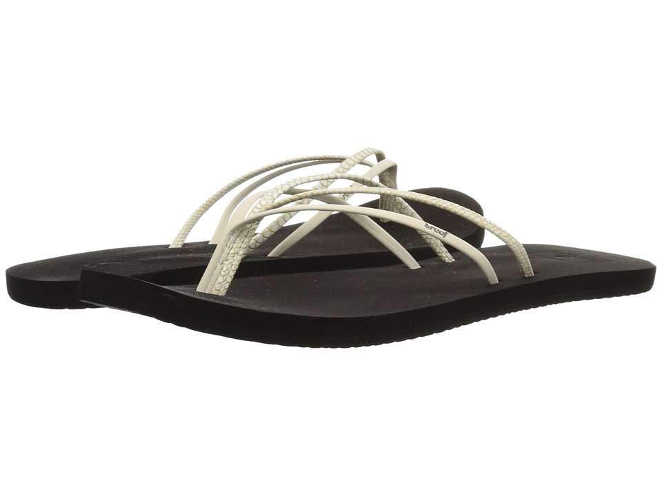 Reef Double Bliss (Snake) Sandals