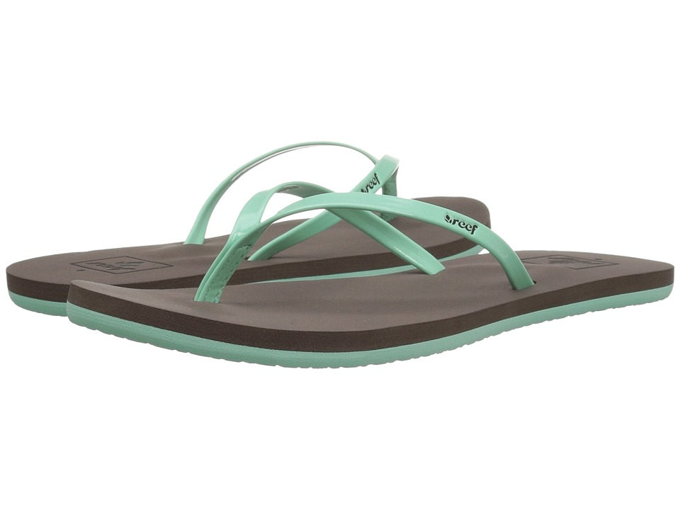 Reef Bliss (Neon Mint) Sandals