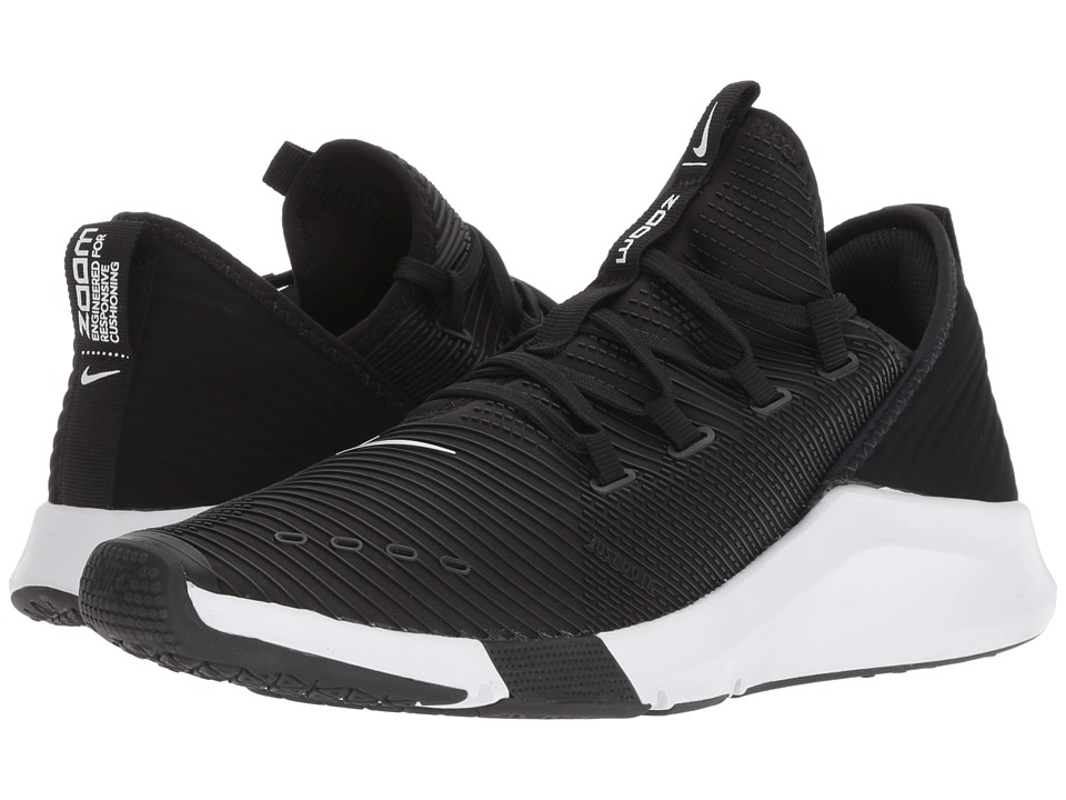 Nike Air Zoom Elevate (Black/White) Women's Cross Training Shoes