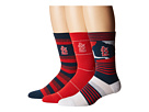 Stance Cardinals Club 3-Pack