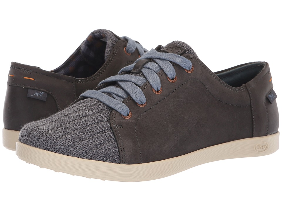 Chaco Ionia Lace Leather (Denim) Women's Shoes