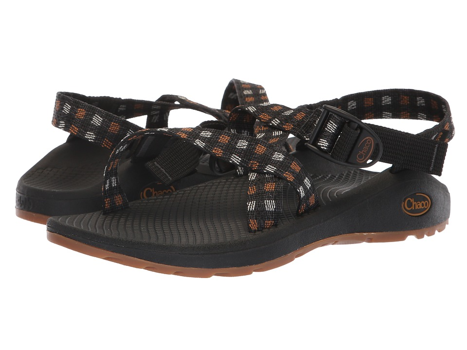 Chaco Z/Cloud (Check Black) Sandals
