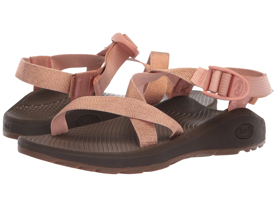 Chaco Z/Cloud (Metallic Rose) Sandals