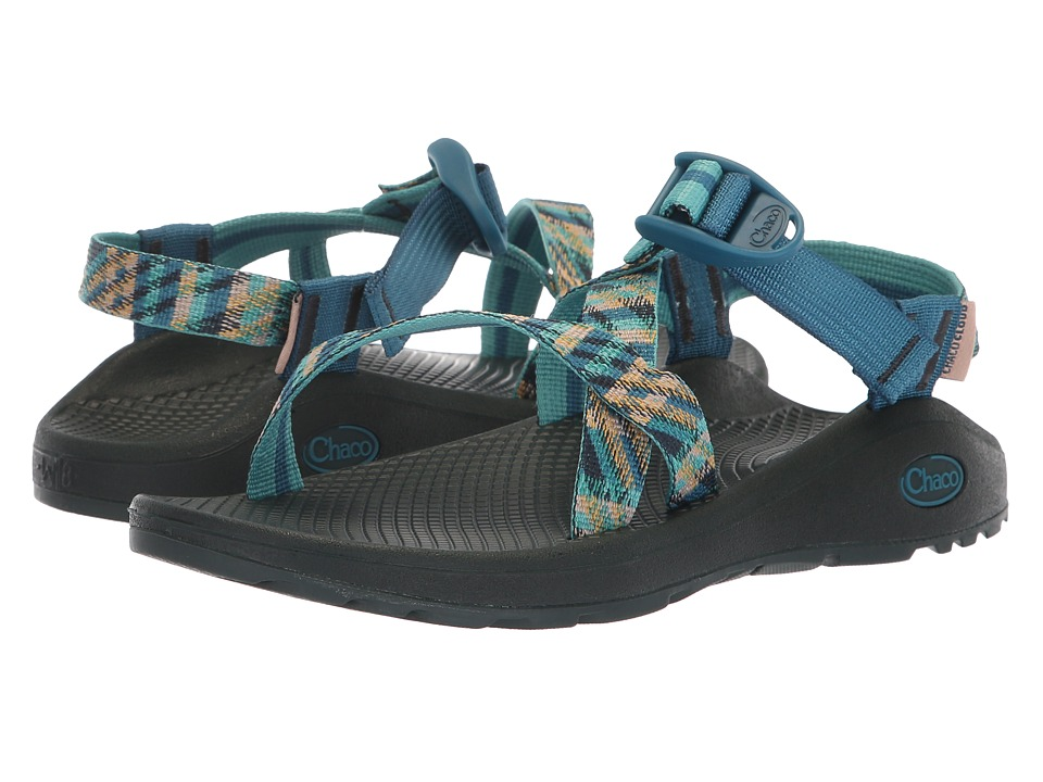 Chaco Z/Cloud (Vintage Slate) Sandals