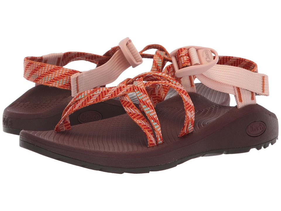 Chaco Z/Cloud X (Vintage Rose Gold) Sandals