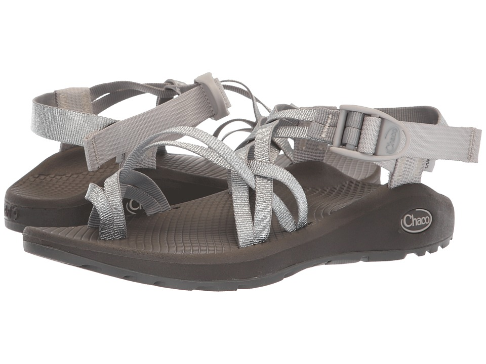 Chaco Z/Cloud X2 (Metallic Silver) Sandals