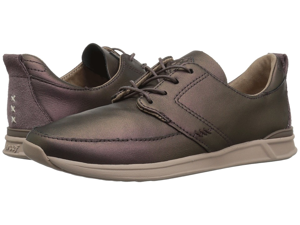 Reef Rover Low LE (Burgundy) Women's Shoes