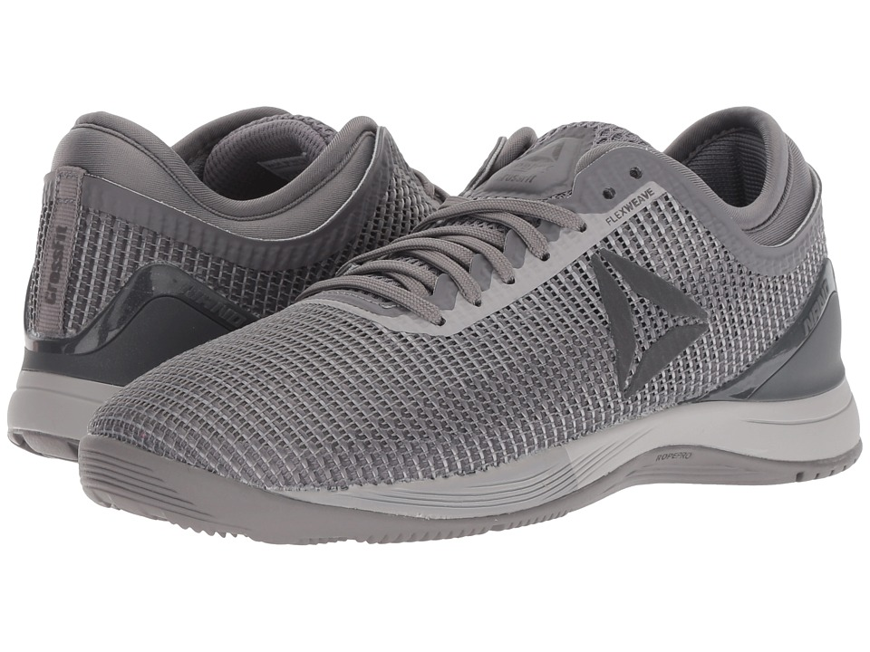 Reebok CrossFit Nano 8.0 (Shark/Tin Grey/Ash Grey/Dark Silver) Women's Shoes