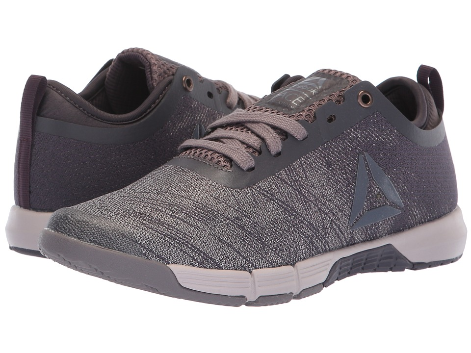 Reebok Speed Her TR (Almost Grey/Smoky Volcano/Whisper Grey/Violet) Women's Cross Training Shoes