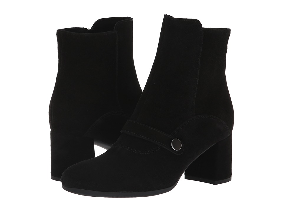 La Canadienne Jordyn (Black Suede)