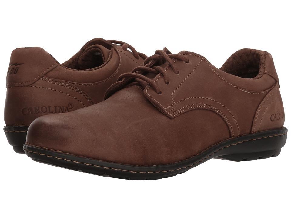Carolina ESD Aluminum Toe Opanka Oxford CA3683 (Maseru Coffee Leather Upper) Women's Shoes