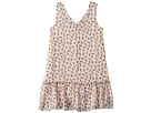 People's Project LA Kids Pineapple Woven Dress (Big Kids)