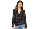 Lucky Brand Ditsy Floral Top