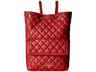 LOVE Moschino Plaque Flap Backpack