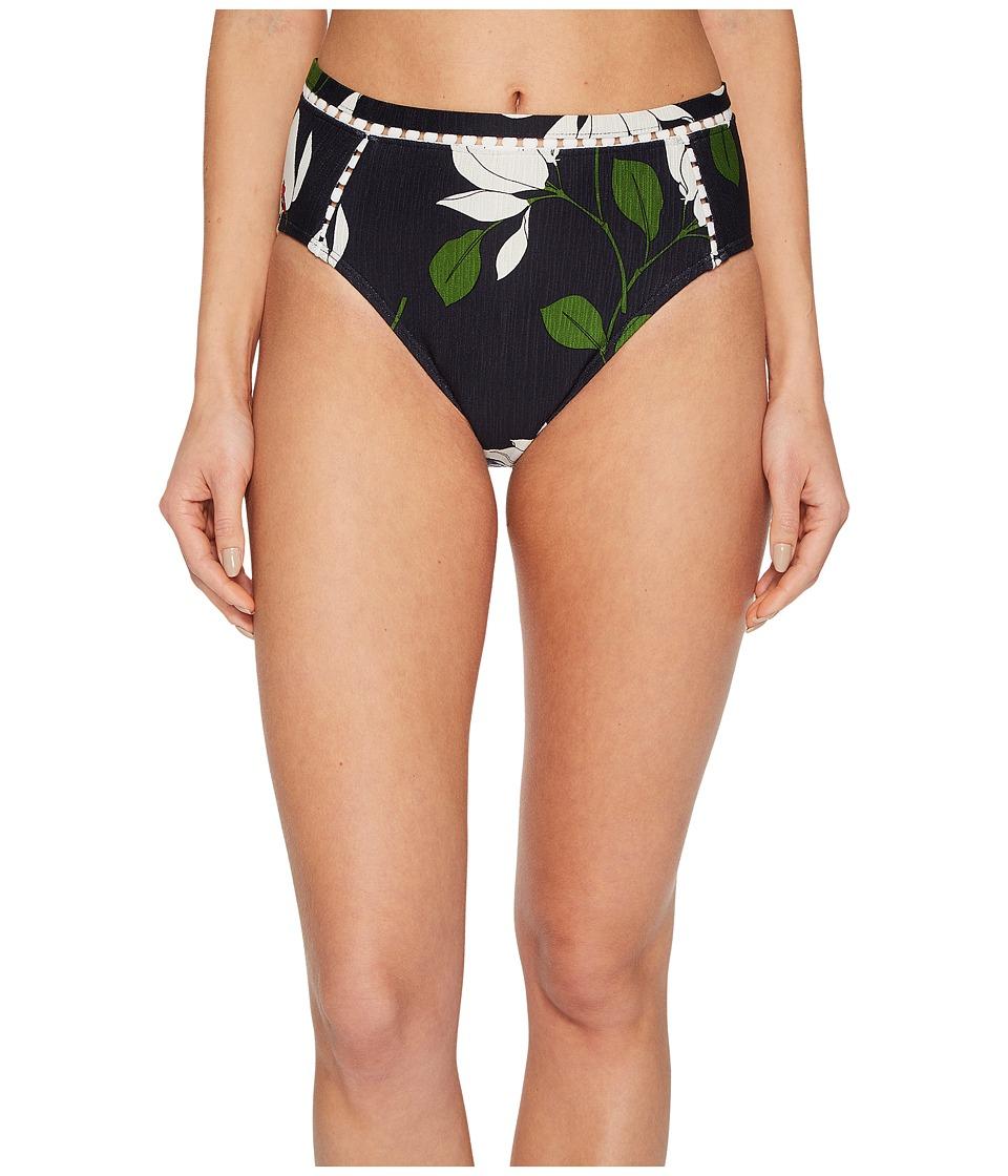 Robin Piccone Elisa High-Waist Bikini Bottom 180769-414