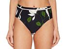Robin Piccone Elisa High-Waist Bikini Bottom