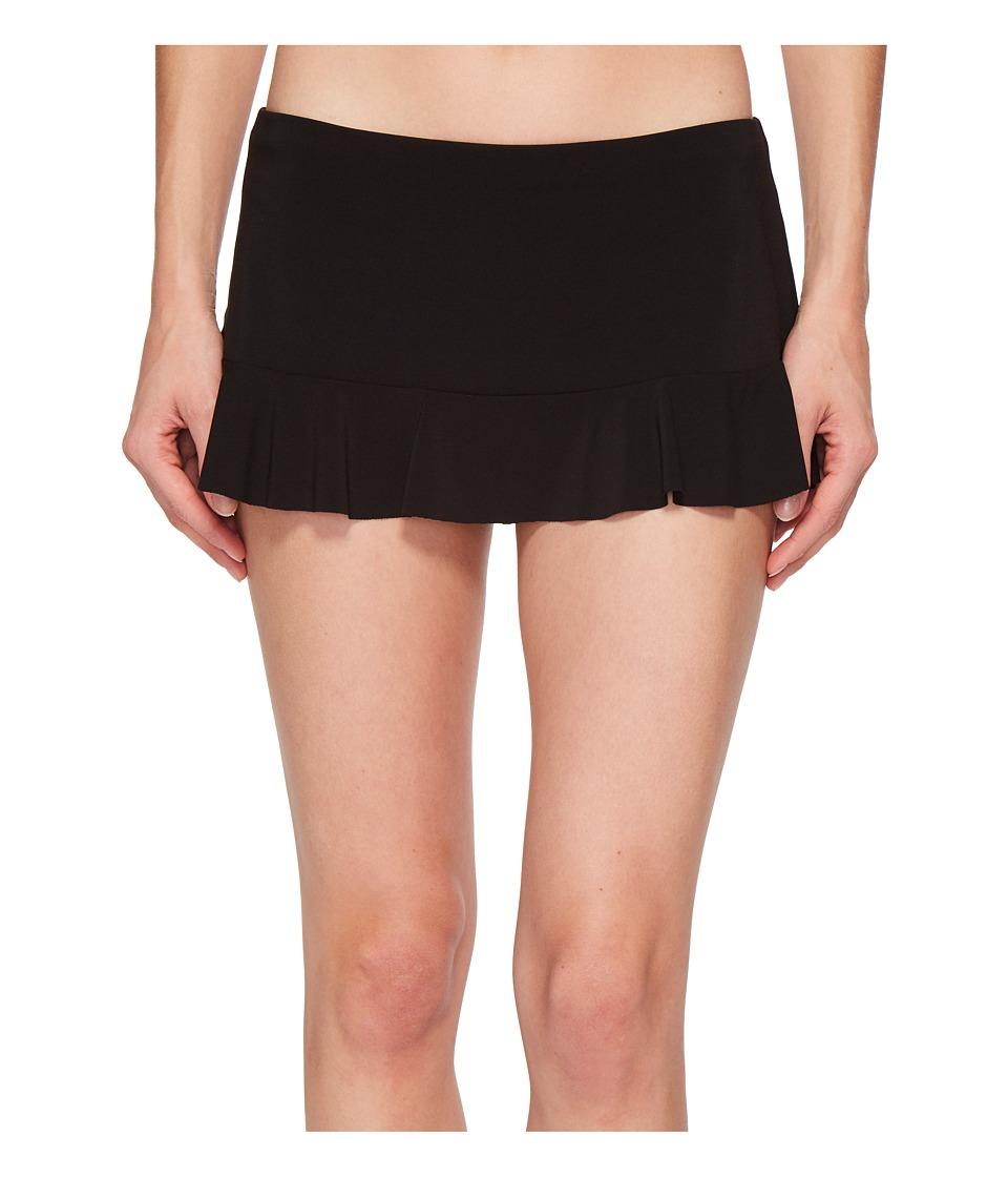 Robin Piccone Lina Ruffle Skirted Bikini Bottom 181260-001
