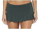 Robin Piccone Robin Piccone Lina Ruffle Skirted Bikini Bottom