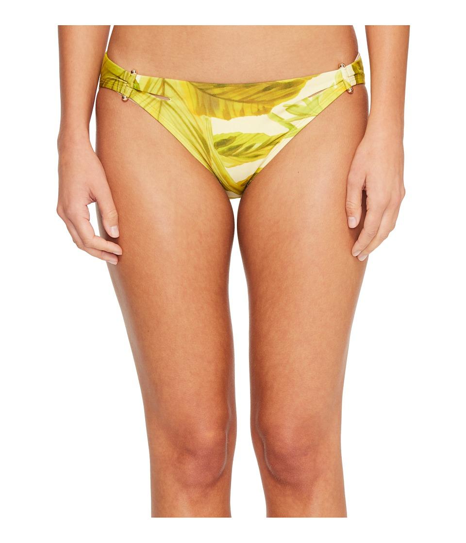 Robin Piccone Lula Cutout Bikini Bottom 181662-700