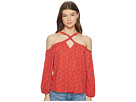 Lucky Brand Off Shoulder Top