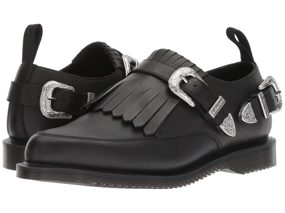 Dr. Martens Delylah Regale (Black Temperley) Women's Shoes
