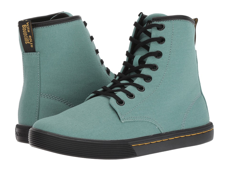 Dr. Martens Sheridan Octavo (Pale Teal Canvas)